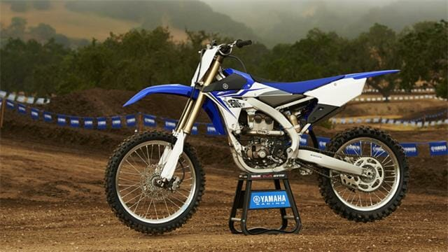 As expected  the YZ250F gets long overdue motor update.