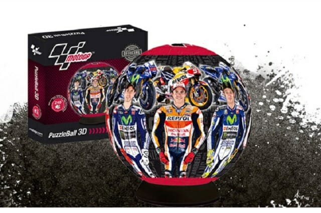 New Products: MotoGP Monopoly, Puzzle and Calendar - Cycle News
