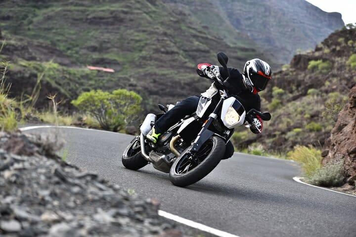 2016 ktm 690 duke: first ride - cycle news