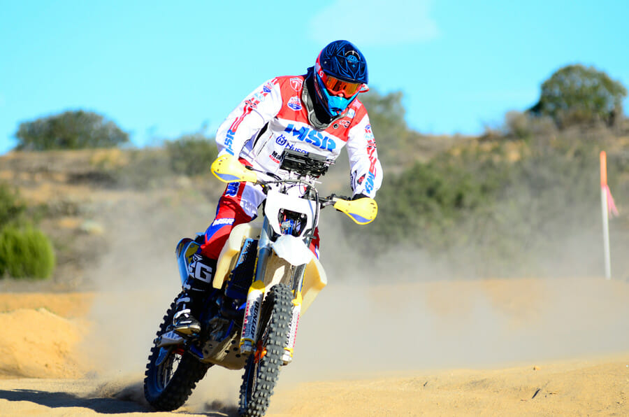 Alexander Smith Dakar Malcolm Smith Racing