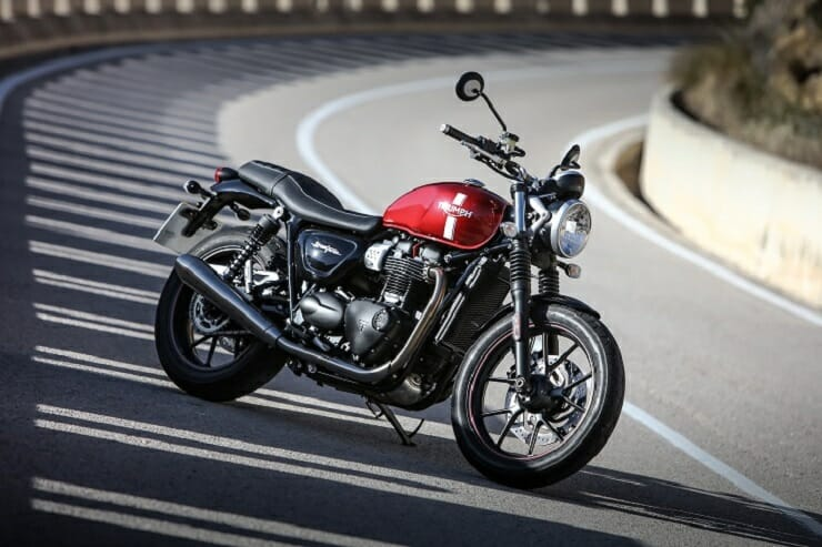 2016 triumph street twin: first ride - cycle news