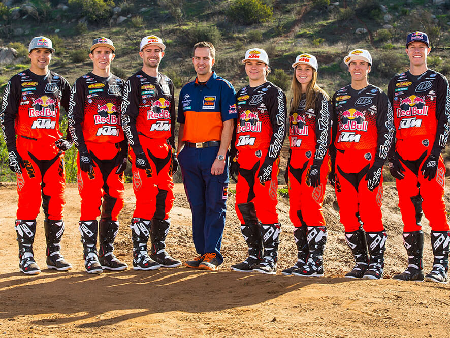 2016 FMF KTM Off-Road Team