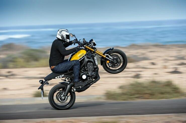 Yamaha Xl Horsepower