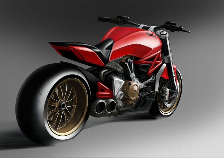 ducati xdiavel: first ride - cycle news