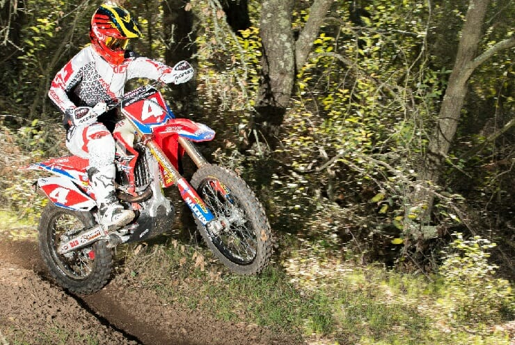 JCR Honda CRF450R and CRF250R