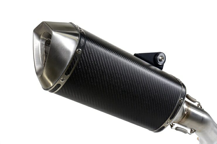Spark Exhaust Technologies' BMW S1000RR Systems from Brock's Performance