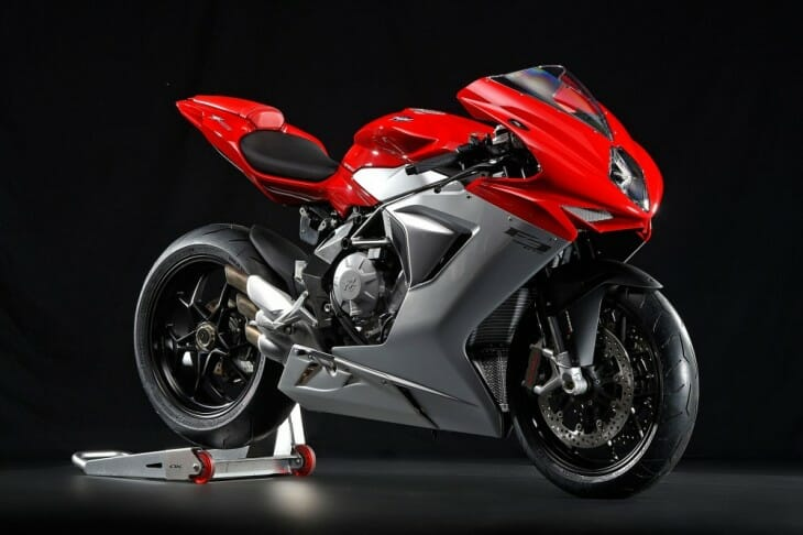 MV Agusta Files For Chapter 11 Bankruptcy