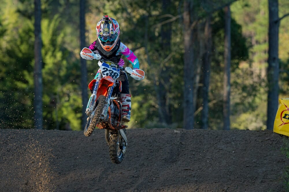 Leatt Announces Their Elite Amateur Motocross Team Cycle