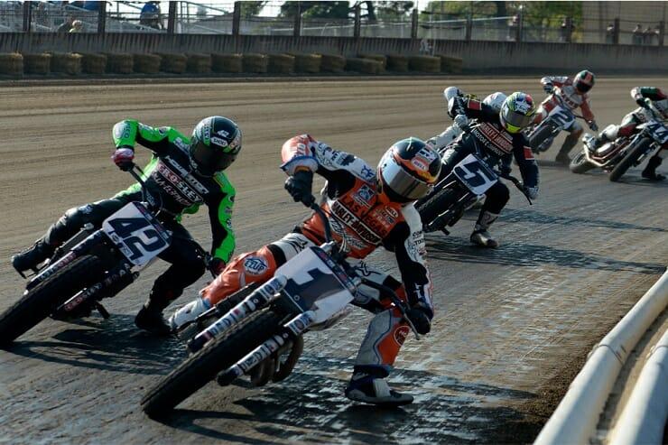 AMA Pro Racing and Öhlins USA