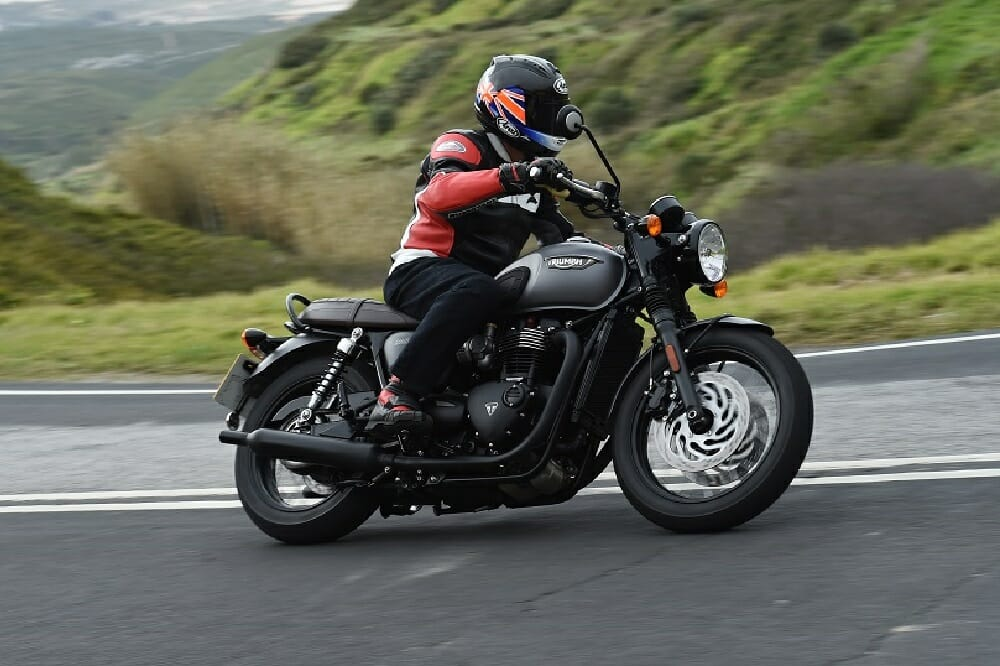Triumph Bonneville T120: FIRST RIDE - Cycle News