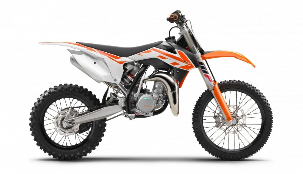 first look 2017 ktm sx sport minicycles motocross bikes cycle news. Black Bedroom Furniture Sets. Home Design Ideas