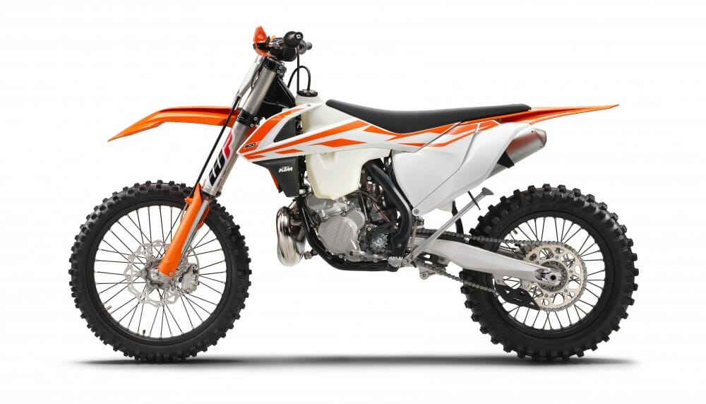 first look: 2017 ktm xc, xc-f and xc-w off-road bikes - cycle news