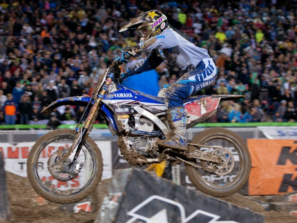 Cooper Webb took the 250SX West title