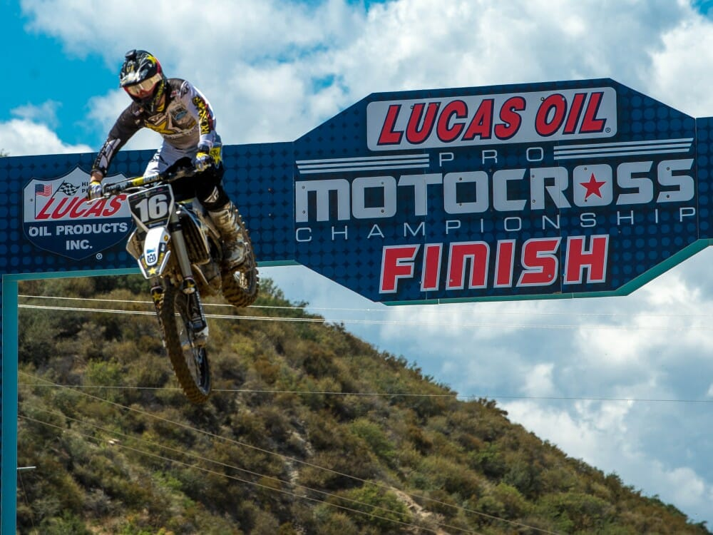 Glen Helen MX TV