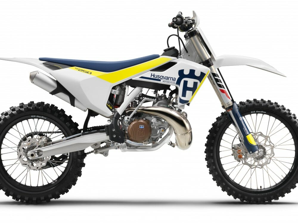 first look 2017 husqvarna motocross bikes cycle news. Black Bedroom Furniture Sets. Home Design Ideas