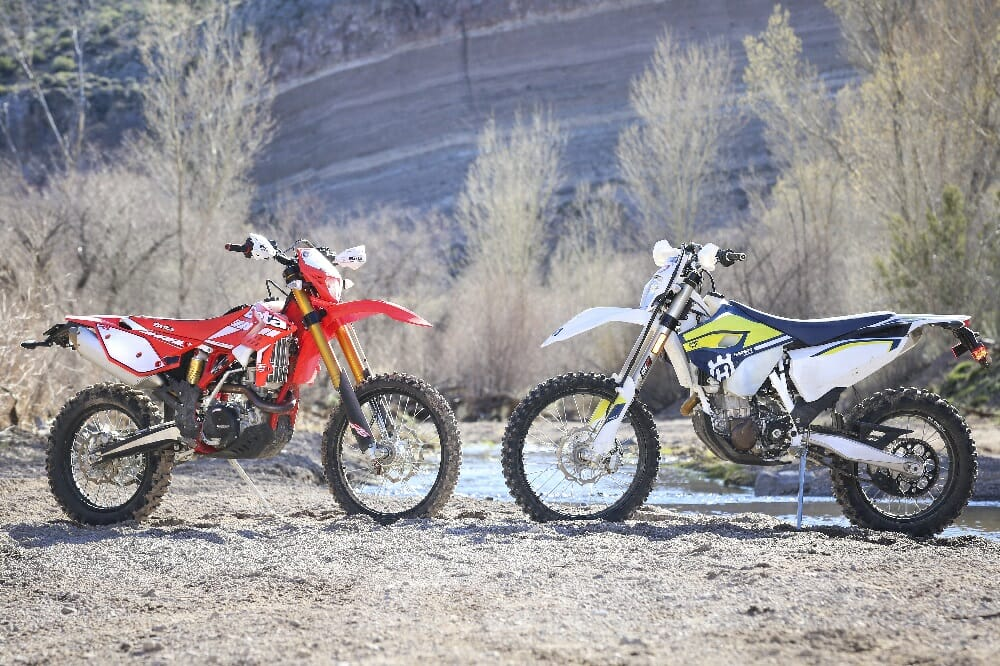 Husqvarna 501S vs. Beta 500 RS
