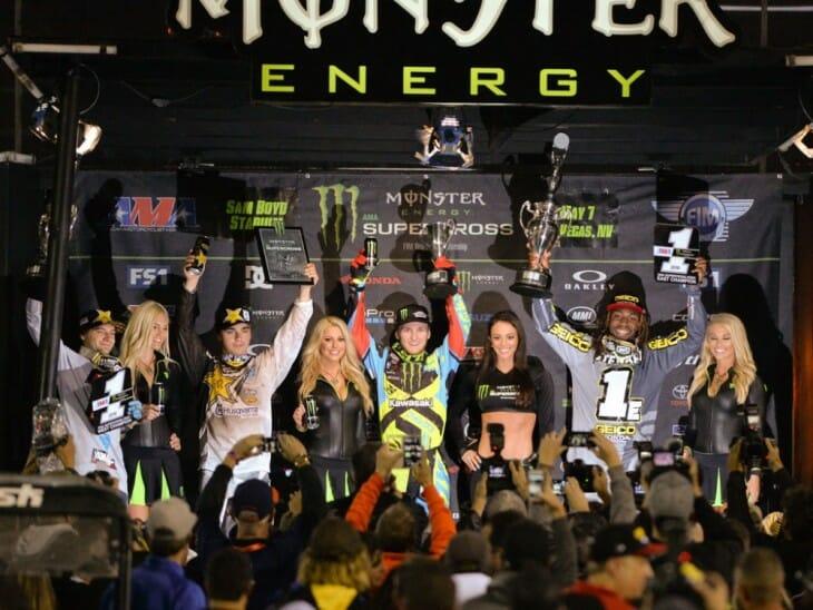 250 East podium