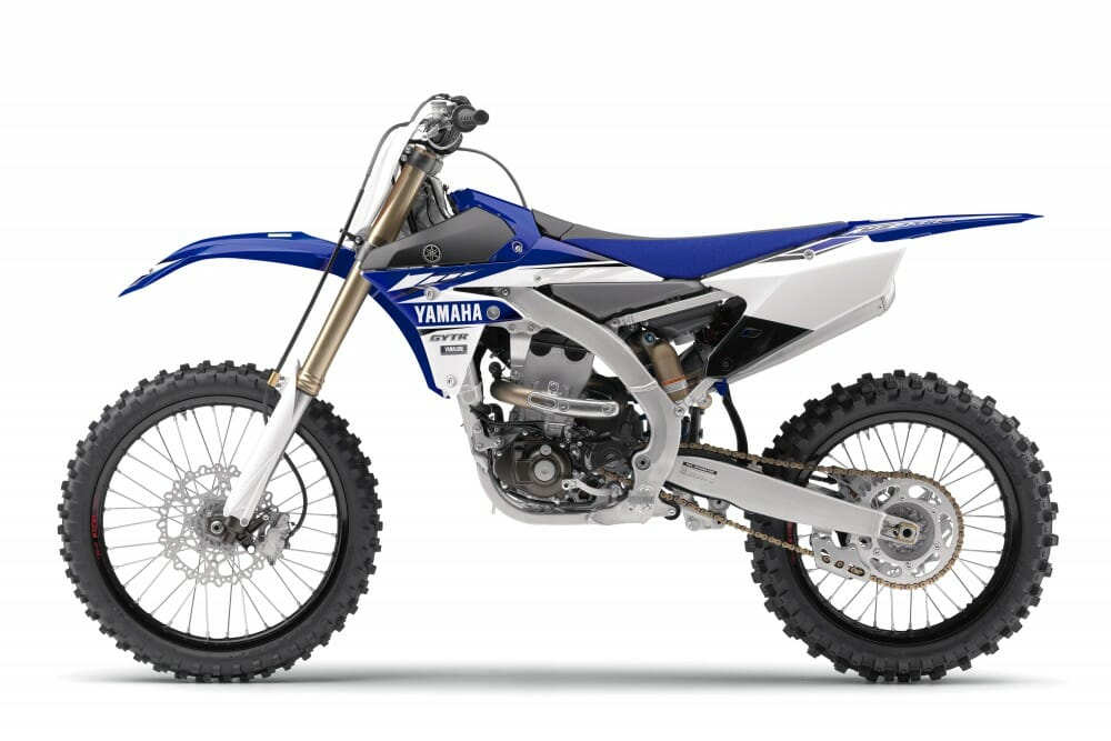 2017 yamaha yz250f and yz450f cycle news