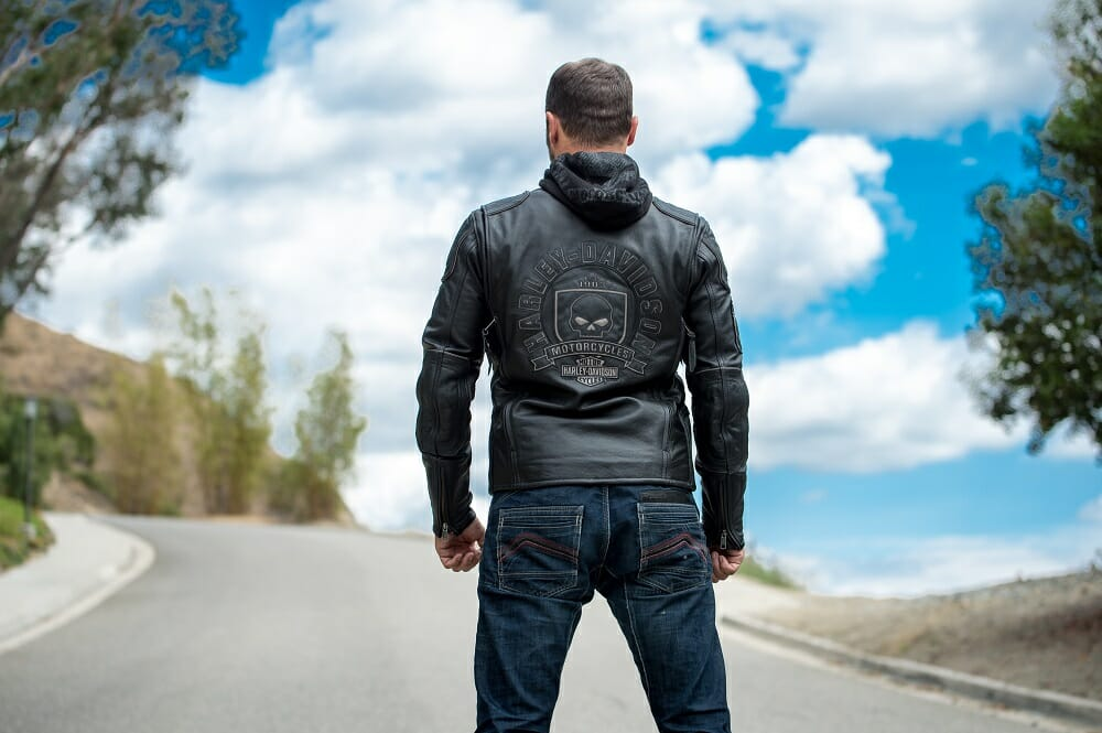 PRODUCT REVIEW: Harley-Davidson Auroral 3-in-1 Leather Jacket ...