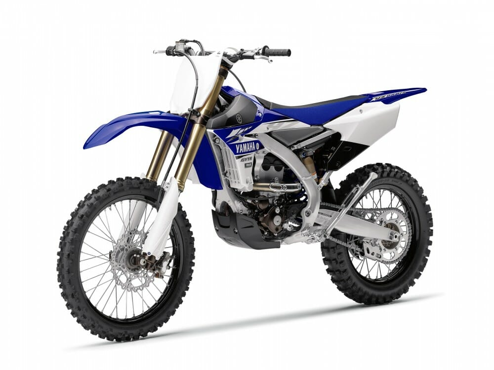 First look 2017 yamaha yz and wr off roaders cycle news for 2017 yamaha 250