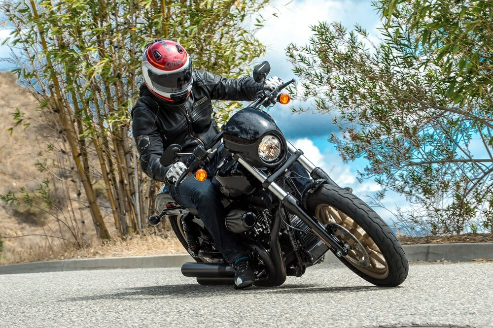 Harley Davidson Low Rider S First Ride Cycle News