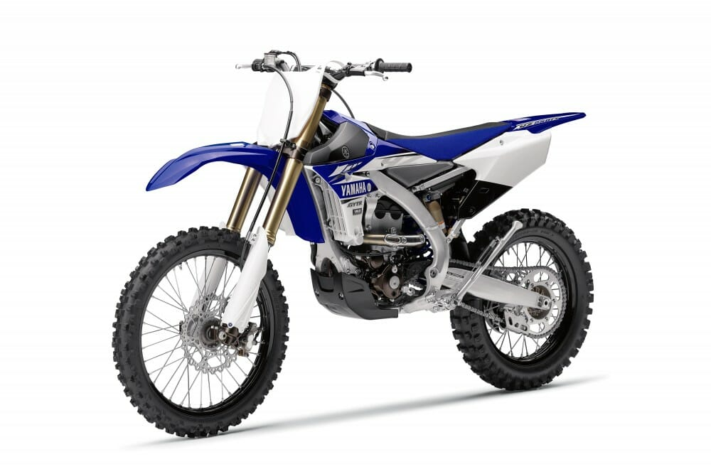first look 2017 yamaha yz and wr off roaders cycle news. Black Bedroom Furniture Sets. Home Design Ideas