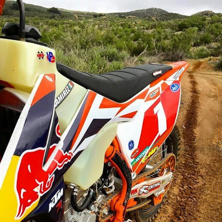 Ims Products Ktm Tanks Cycle News