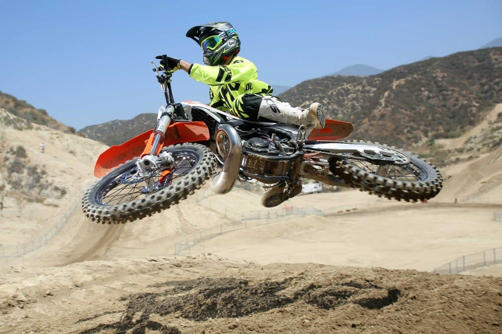 2017 Ktm 250 Sx First Ride Cycle News
