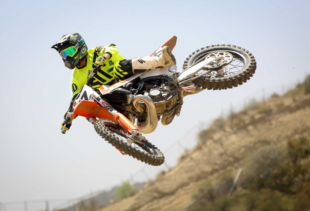 2017 ktm 250 sx: first ride - cycle news