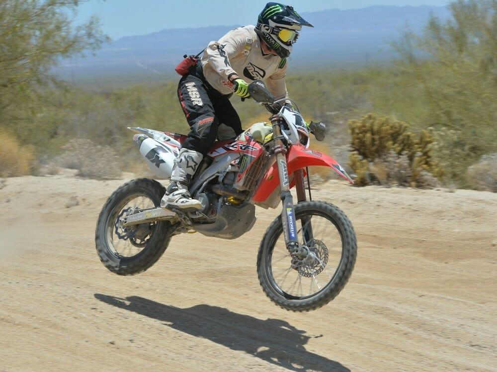 Colton Udall Baja 500
