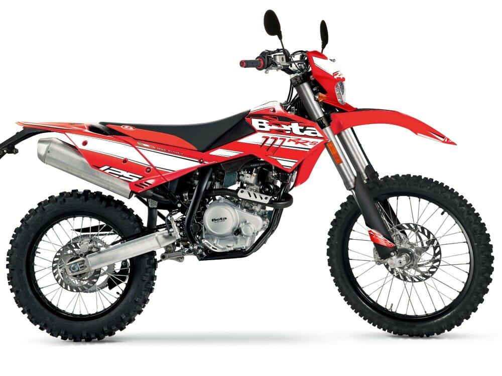 2017 Beta RR-S 125