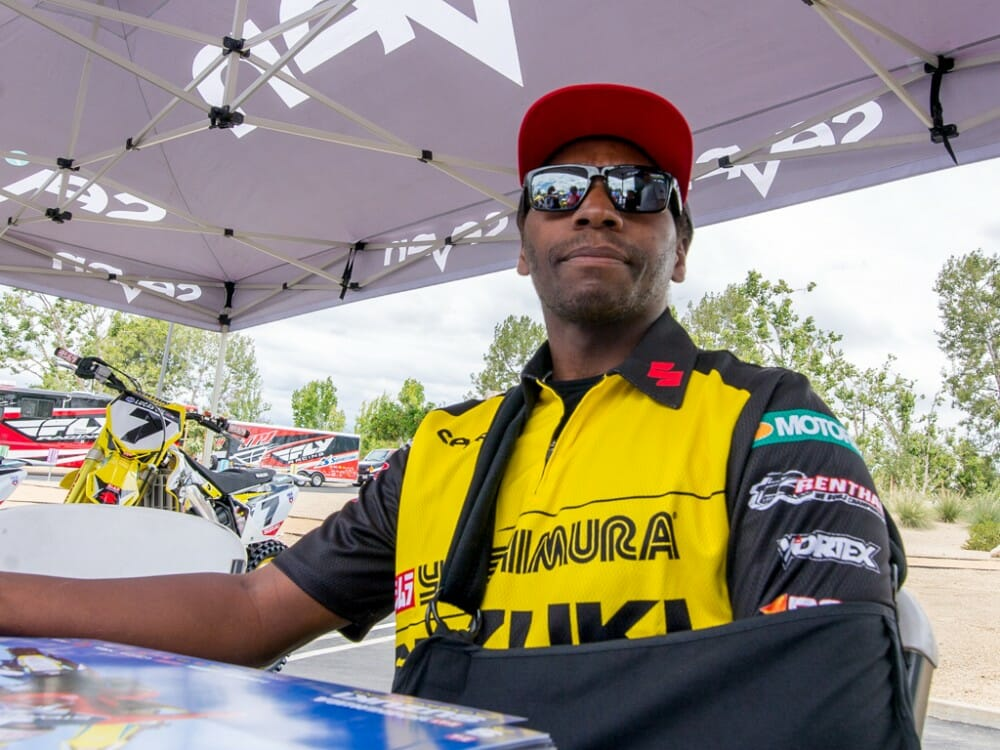 James Stewart To Return At Millville - Cycle News