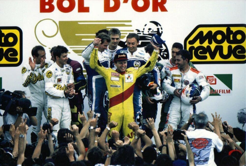 Doug Toland was Crowned FIM Endurance World Champion in 1993