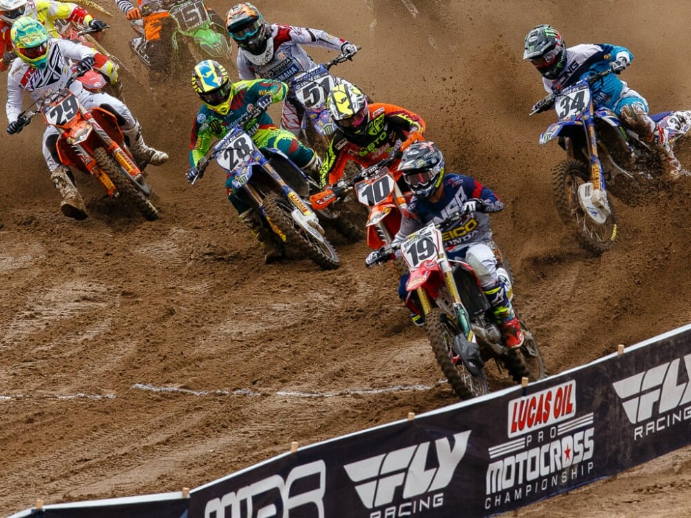 How To Watch Millville Motocross - Cycle News