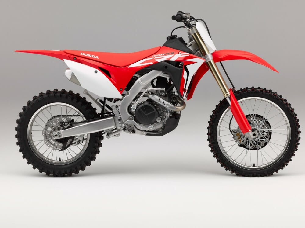 2017 Honda CRF450RX Off-Road: FIRST LOOK - Cycle News