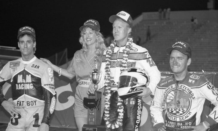 Chris Carr wins 1992 Daytona Short Track National