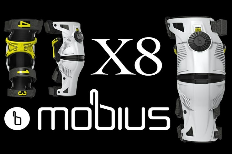 Mx Knee Braces >> Mobius Knee Braces - Cycle News
