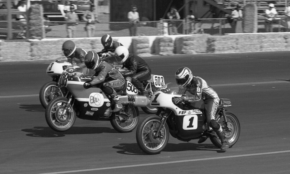 Throwback Thursday: 1988 AHRMA Vintage Racing at Sears Point - Cycle ...