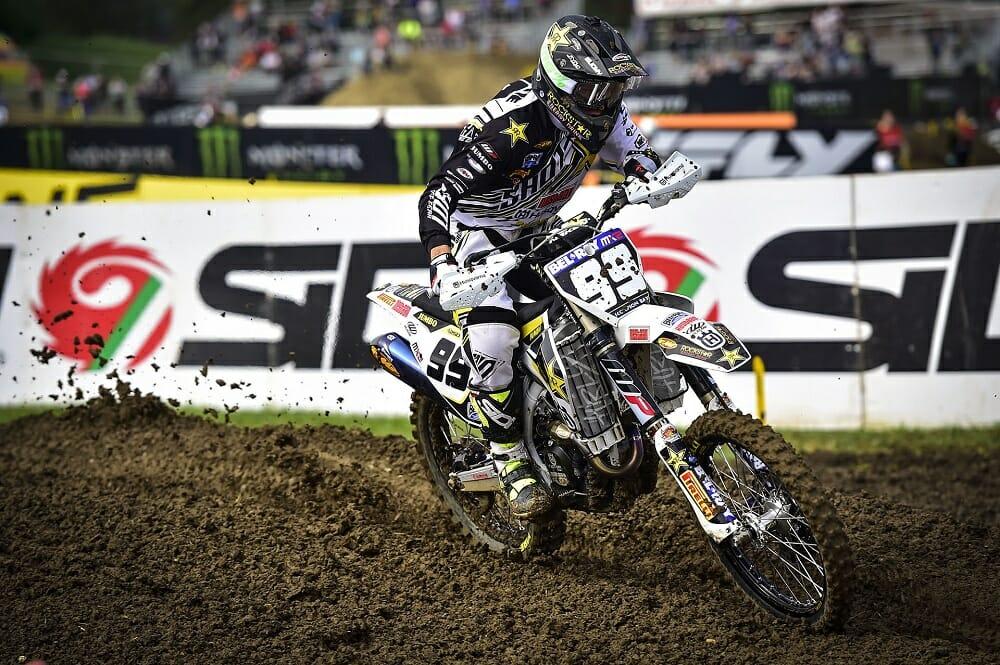 Motocross: Sidi Dominates in Switzerland