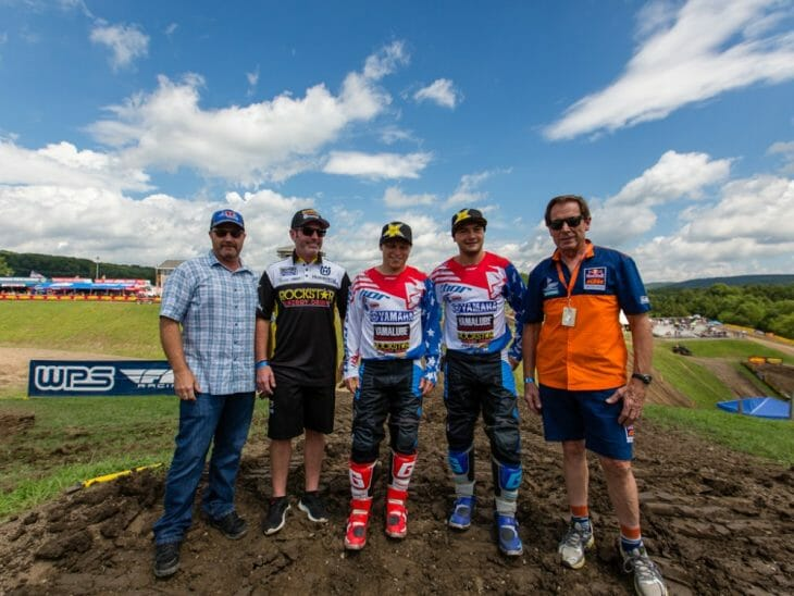 Team USA Motocross of Nations.