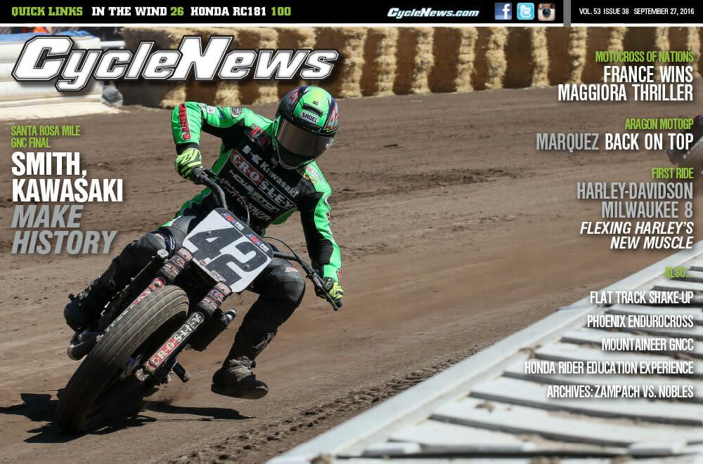 Cycle News Magazine