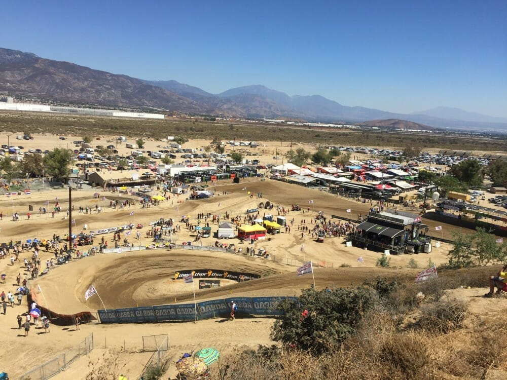 The 2017 Motocross of Nations at Glen Helen has been cancelled