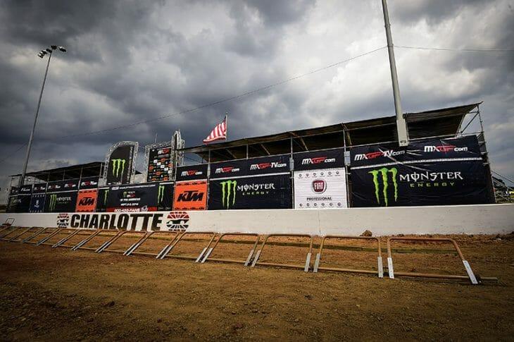 Charlotte Motro Speedway