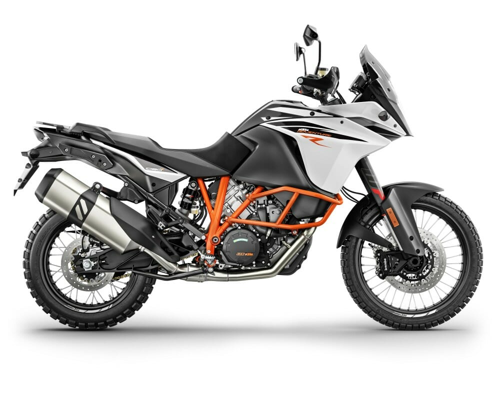 2017 ktm 1090 adventure r: first look - cycle news