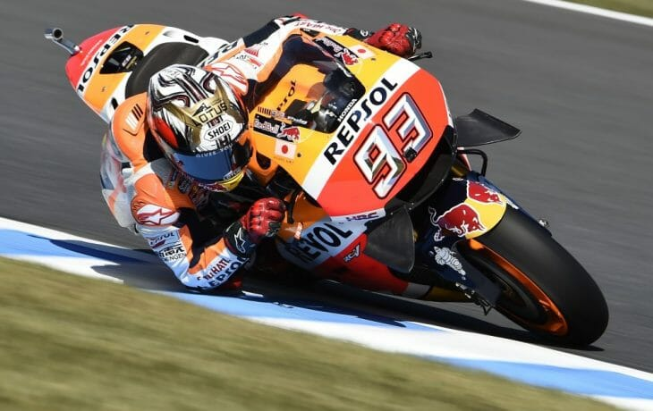 Marc Marquez clinched the 2016 MotoGP Championship with a victory in Japan