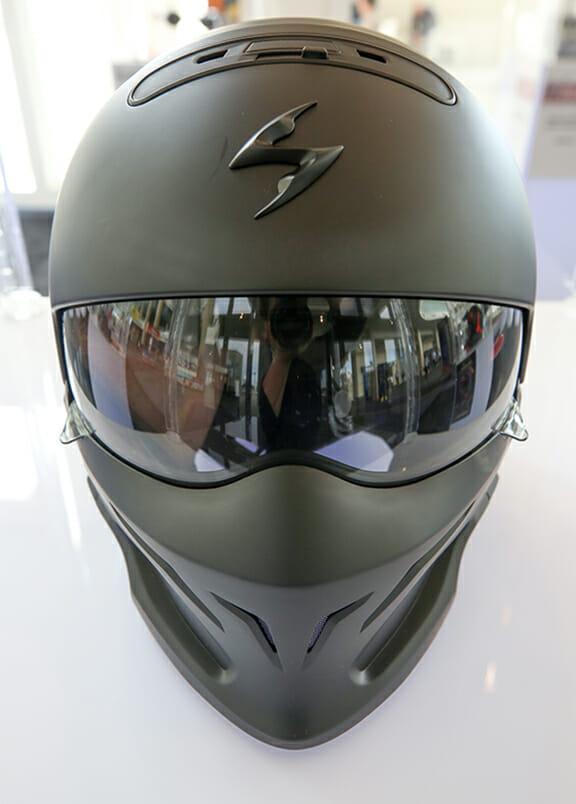 Scorpion Covert 3 In 1 Road Helmet Cycle News