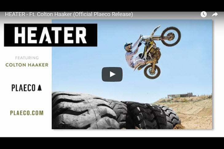 Colton Haaker 2016 Heater Video intro.
