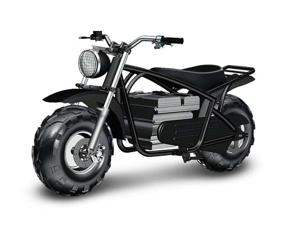 moto bike. monster moto 2017 mmb212 mini bike