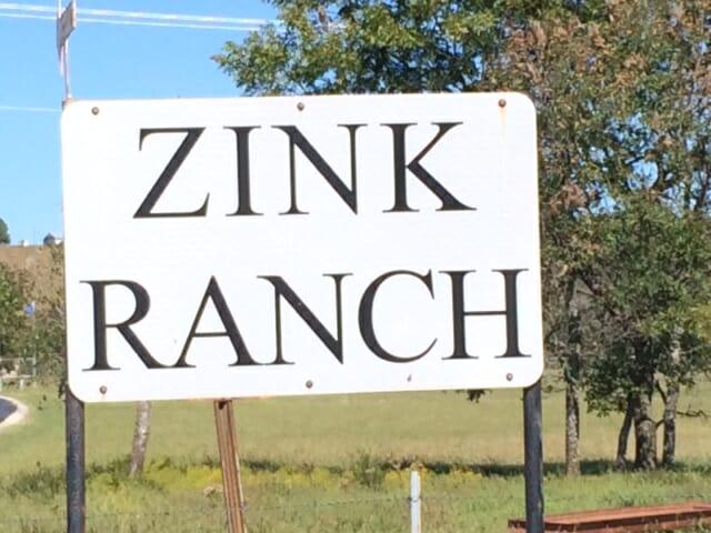 Zink Ranch