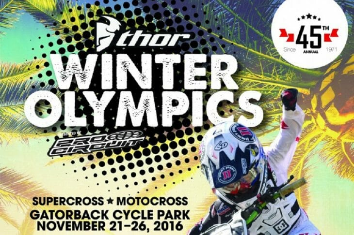 2016 Thor Winter Olympics (Mini O's)